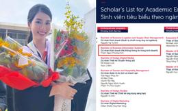 Á hậu Phương Anh vỡ oà khoe bằng thủ khoa tốt nghiệp tại Đại học RMIT, Đỗ Thị Hà và cả dàn sao Vbiz trầm trồ