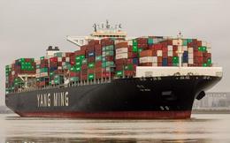 Tàu hàng đầu tiên vượt kênh đào Suez an toàn sau 'sự cố Ever Given'