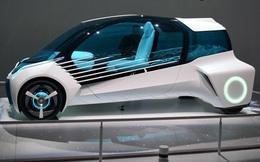 """Xe điện chiếm ưu thế, tại sao xe chạy bằng nhiên liệu hydro bị """"bỏ lại phía sau""""?"""