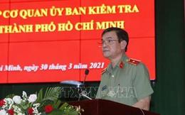 Thành lập Ủy ban kiểm tra Đảng ủy Công an TPHCM