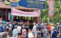 """Vụ án kinh hoàng ở quán nhậu Lương Sơn bắt nguồn từ việc nữ chủ quán """"nhờ đầu bếp tán tỉnh, đóng giả người yêu mình""""?"""