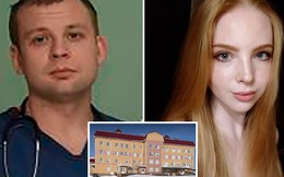 Nữ y tá Nga bị bác sĩ cưỡng hiếp, sát hại ngay trong thang máy