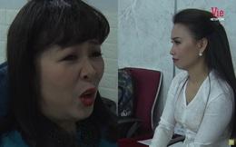 NSND Hồng Vân: Cẩm Ly nó vô hại lắm, suốt ngày bị thằng Minh Vy la