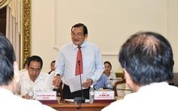 Phê bình rút kinh nghiệm Giám đốc Sở LĐTB-XH TPHCM Lê Minh Tấn vì thiếu sót trong bổ nhiệm cán bộ