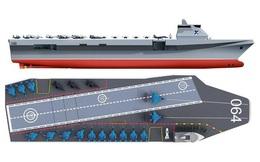 Những tính năng đáng gờm của siêu tàu đa nhiệm mà Nga vừa xây dựng