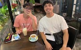 Công Phượng cafe tán gẫu với Văn Toàn, Đặng Văn Lâm bình luận một câu nghe thấy thương