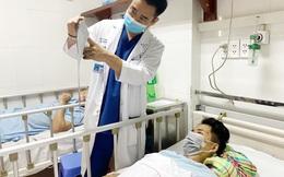 Lai Châu: Nam thanh niên bị thanh sắt bên đường cắm xuyên mặt vào tận não