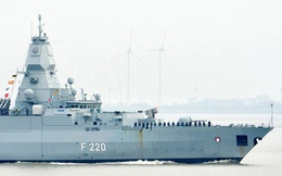 Đức lần đầu điều tàu chiến qua Biển Đông sau 20 năm: Điều TQ không muốn thành sự thực