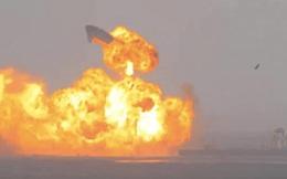 Tàu vũ trụ của Elon Musk lại nổ nhưng lần này, nó khiến tất cả mừng hụt