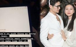 Kiếm đâu bạn trai như CEO Huy Trần: Nửa đêm vẫn mò qua studio thăm Ngô Thanh Vân, miễn được bên em là đủ!