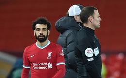 Ngôi sao Mo Salah vùng vằng vì bị thay ra, Liverpool nổi sóng ngầm