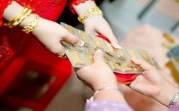 Vàng loạn giá, vàng SJC cao hơn thế giới 7 triệu đồng/lượng