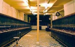 Thành phố ngầm tại Anh được xây dựng để làm nơi trú ẩn cho Hoàng gia thời chiến tranh hạt nhân