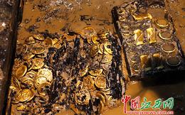 Lăng mộ may mắn nhất Trung Quốc: Mộ tặc đào 15m thì bỏ cuộc, ngờ đâu 10 tấn kho báu chỉ còn cách 5cm