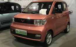 Ô tô mini Trung Quốc bất ngờ chiếm lĩnh thị trường xe điện toàn cầu