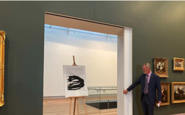 Phát hiện bức tranh quý giá triệu đô, bỏ xó 45 năm trong ngăn kéo của bảo tàng