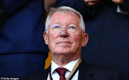Tiết lộ: Sir Alex Ferguson từng đối diện khả năng tử vong tới 80% vì xuất huyết não