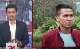 'Vựa muối' của VTV24 siêu mặn mòi khi kể về 'thời tới cản không kịp', 'thừa sức làm KOL' của người hùng Nguyễn Ngọc Mạnh