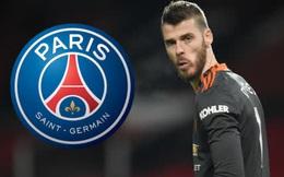 MU sẽ bán David De Gea sang PSG ở kỳ chuyển nhượng hè này?