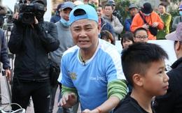 NSND Tự Long: Tôi phải thức nhiều đêm, làm việc mệt mỏi để quay Táo Quân nên sức khỏe yếu đi