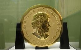 Hé lộ tung tích kẻ trộm đồng tiền vàng nặng 100kg trị giá 104 tỷ đồng