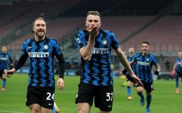 Inter Milan thắng trận thứ 7 liên tiếp, tiến sát danh hiệu Scudetto