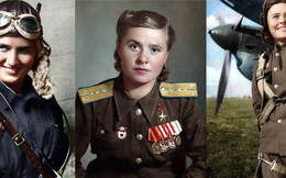 Ngả mũ trước các phù thủy bóng đêm trong Thế chiến 2