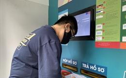 Cận cảnh ATM tiếp nhận trả hồ sơ hành chính tự động đầu tiên ở Việt Nam
