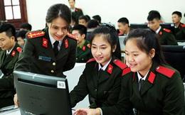 Ba phương thức tuyển sinh vào các trường CAND năm 2021