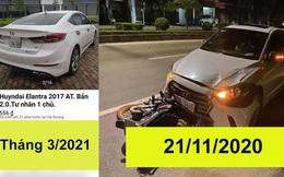 Tự tin khoe xe có thể 'check hãng toàn quốc', chủ nhân Hyundai Elantra nhanh chóng bị CĐM vạch trần sự thật