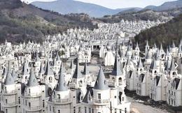 Cận cảnh biệt thự khổng lồ hàng nghìn tỷ đồng bị bỏ hoang