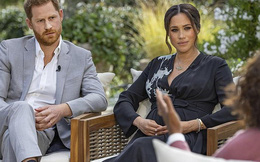 17 triệu người xem cuộc phỏng vấn Hoàng tử Harry và vợ 'tố' gia đình hoàng gia