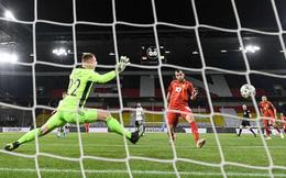 Timo Werner bỏ lỡ khó tin, ĐT Đức thua sốc Bắc Macedonia