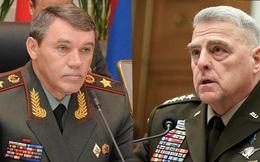 Tướng lĩnh quân sự hàng đầu của Nga và Mỹ điện đàm với nhau
