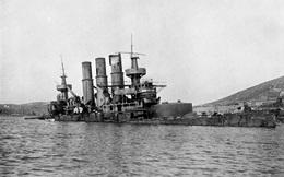 """""""Thế chiến Zero"""": Hạm đội Nga tan tành, căn cứ trọng yếu thất thủ, Moskva thỏa thuận tủi hổ trước Nhật"""