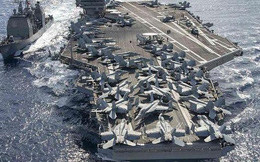 """Từ vụ máy bay Mỹ hạ cánh khẩn cấp xuống đảo Hải Nam 20 năm trước tới """"hiểm họa"""" đụng độ Mỹ-Trung trên Biển Đông"""