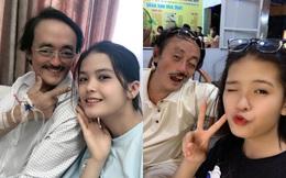 Cô con gái 17 tuổi xinh xắn, sống giản dị của nghệ sĩ hài Giang Còi