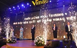 Vimac khai trương nhà máy sản xuất mỹ phẩm đạt tiêu chuẩn Thực hành tốt sản xuất mỹ phẩm