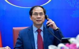 Bộ trưởng Ngoại giao Lào gọi điện chúc mừng tân Bộ trưởng Ngoại giao Bùi Thanh Sơn