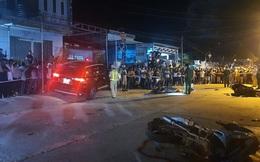 Danh tính tài xế phóng xe như điên, gây tai nạn liên hoàn 2 người chết ở Đại Lộc
