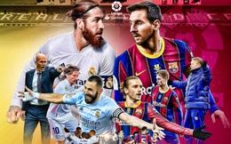 Siêu kinh điển định đoạt số phận La Liga