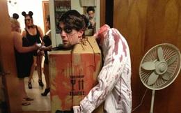 Câm nín trước những màn hóa thân có một không hai trong Lễ hội Hóa trang Halloween