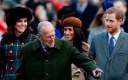 Hoàng tử Harry nói chuyện lại với cha, dự kiến trở về nhà sau cái chết của ông nội