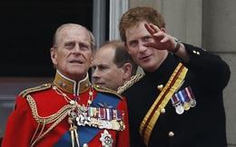 Hoàng tử Harry có thể bị cách ly ít nhất 5 ngày nếu tham dự lễ tang ông nội