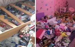"""Một công ty đã tổ chức cuộc thi """"phòng ngủ bừa bộn nhất nước Anh"""" và đây là 15 nhà vô địch ở bẩn toàn quốc"""