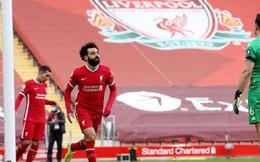 Thắng kịch tính Aston Villa, Liverpool tạm thời lọt vào top 4 Ngoại hạng Anh