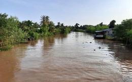 Hai em học sinh lớp 8 tử vong khi tắm sông