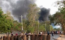 Quân đội Myanmar bị tố dùng súng phóng lựu giết hơn 80 người