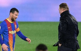Messi tiếp tục thiết lập kỷ lục sau trận Siêu kinh điển