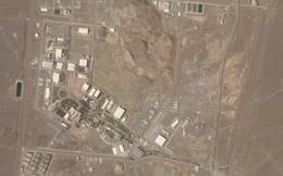 Cơ sở hạt nhân Iran gặp sự cố ngay trước sự kiện quan trọng